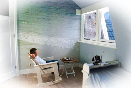 Fotobehang Voor De Slaapkamer: Foto behang slaapkamer ideeen ...