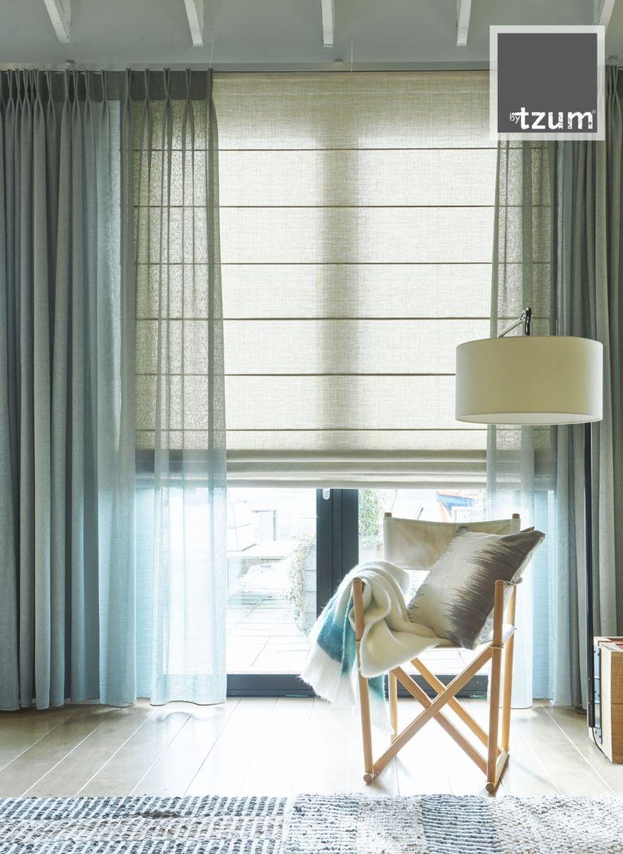 gordijnen en raamdecoratie een perfecte combinatie jac vink bv de schilder