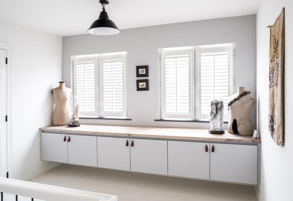 Beroemd Shutters of houten jaloezieën voor brede ramen - Jac Vink B.V. De BI09